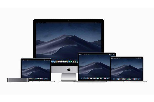 Die komplette Mac-Produktreihe
