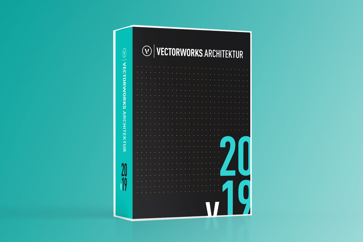 Box Vectorworks Architektur 2019
