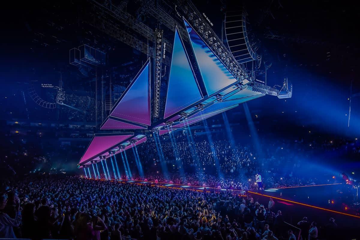 Vectorworks Spotlight 2019 Stage