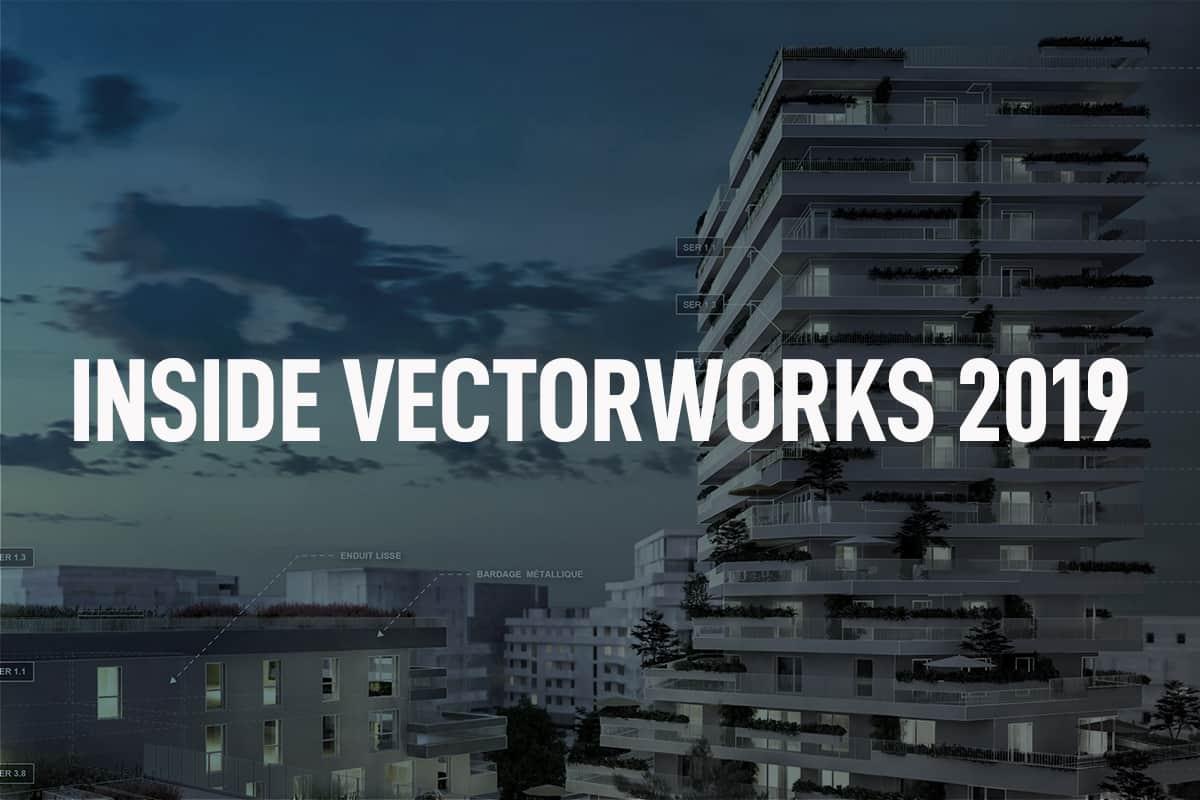 inside vectorworks 2019
