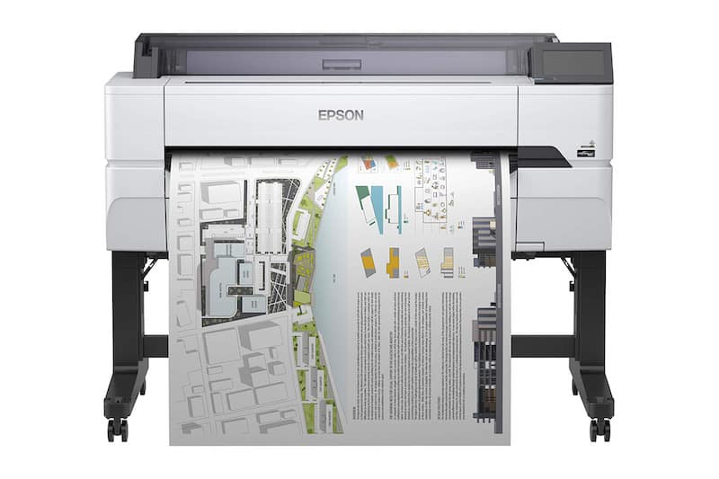 EPSON Plotter und Großformatdrucker