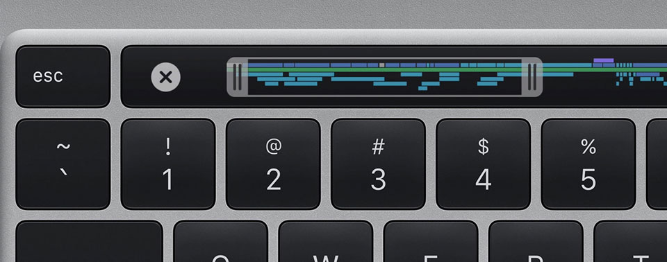 "NEU: Das MacBook Pro mit 16"" Display 1"