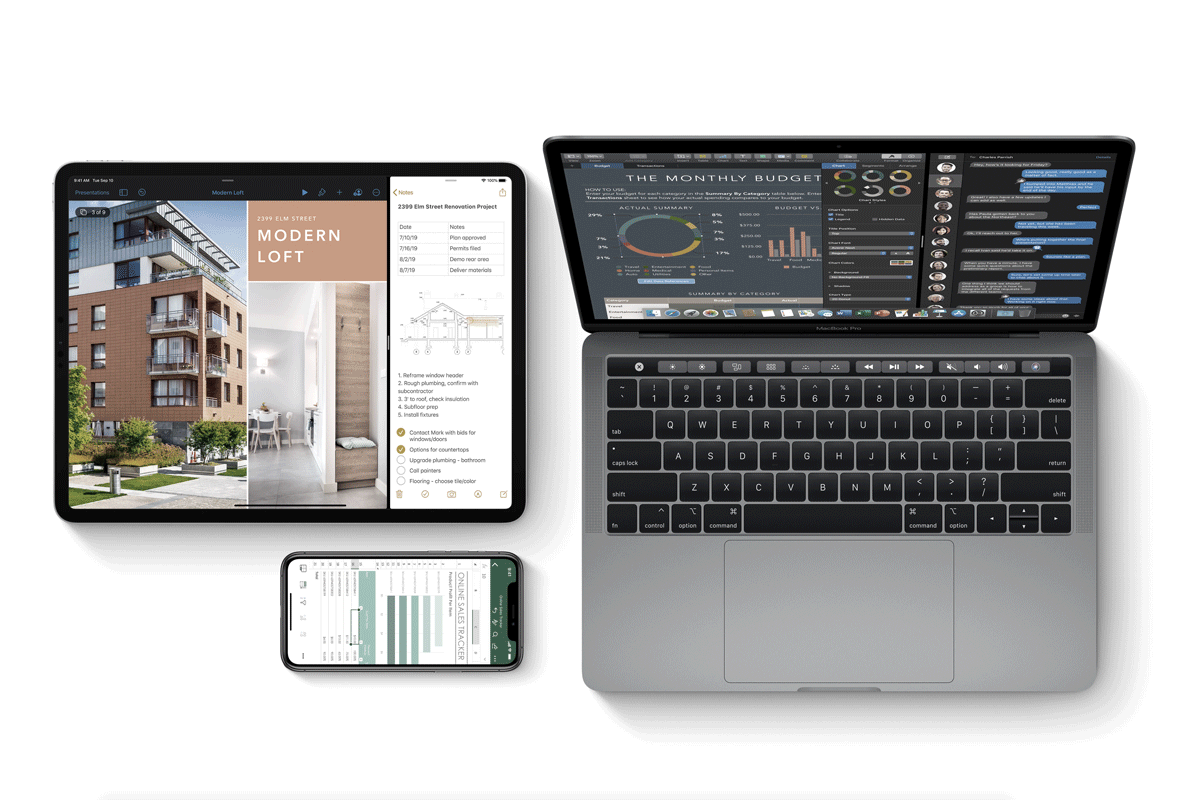 Mac Business