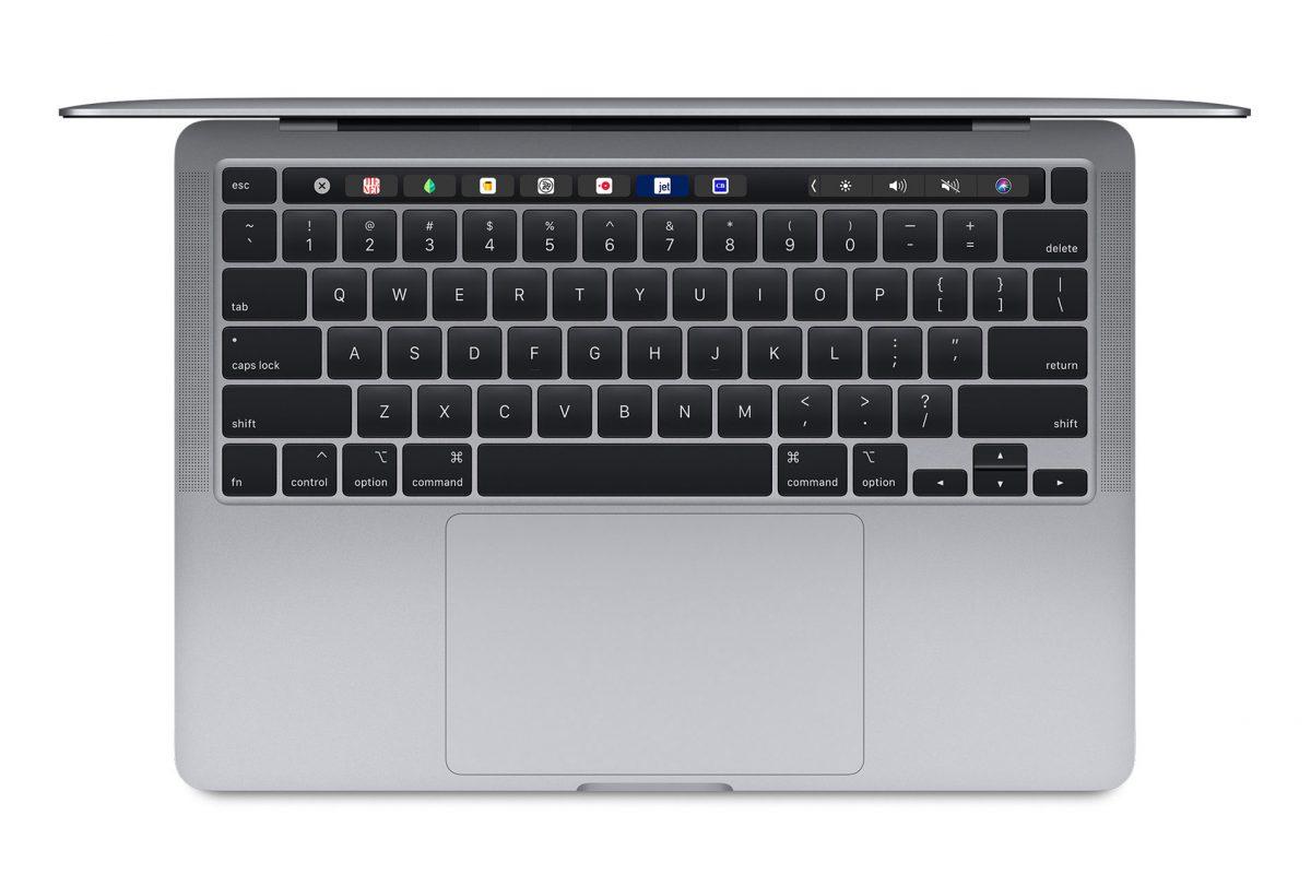 """NEU: Apple MacBook Pro 13"""" mit mehr Leistung und Magic Keyboard 2"""